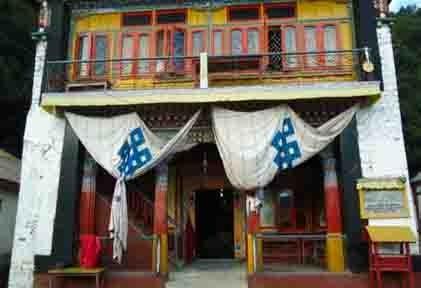 Budhanilkantha and Ani Gonpa (Nun Monastry)
