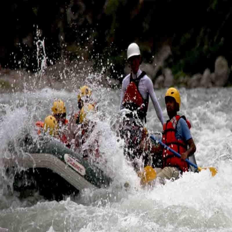 Bhotekosi Rafting
