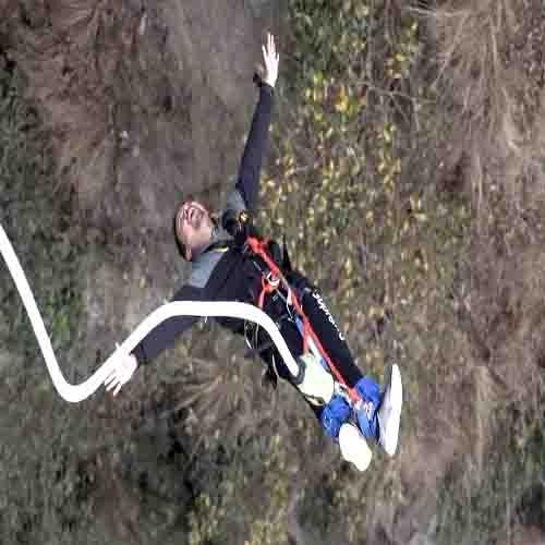 Bhote Koshi Bungee Jumping