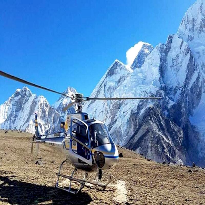 Heli Tour to Everest Base Camp Kala Patthar
