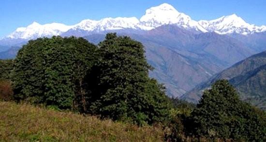 Nagarjun Hills Hiking
